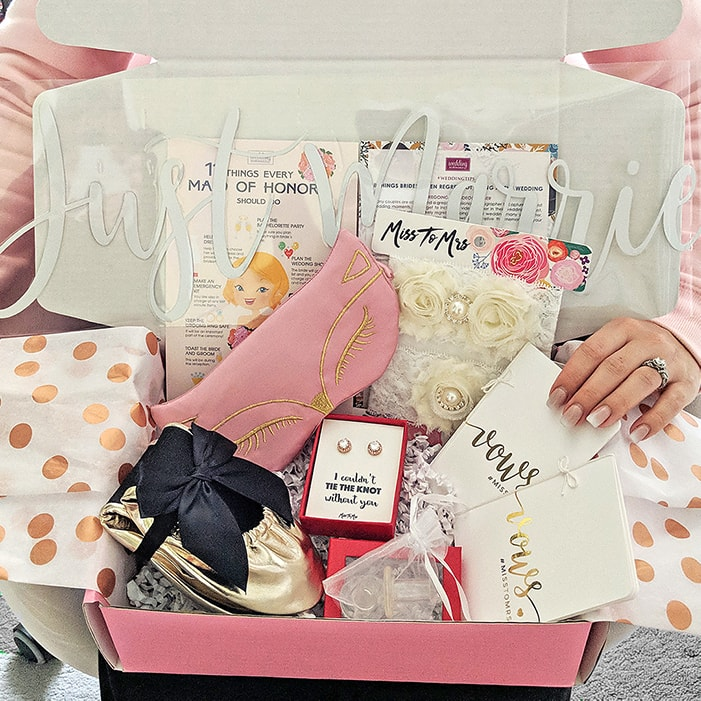 Miss To Mrs Bridal Subscription Box #3